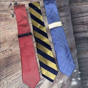 Men's tie mixed lot 👔 Michael kors Tommy Hilfiger